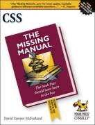 Cover of CSS: The Missing Manual (Missing Manual)