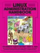 Cover of Linux Administration Handbook (2nd Edition)