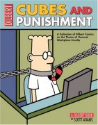 Cover of Cubes and Punishment: A Dilbert Book